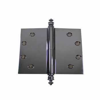Lift Off Hinge 5 x 5 Square LOR Urn Finials