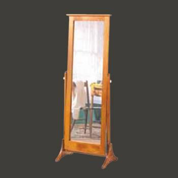 <PRE>Floor Mirror Honey Pine Large Freestanding 66inchH X 24&quot;W </PRE>zoom2