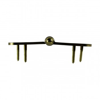 <PRE>5inch Lift Off Right Brass Door Hinge Radius Helmet Tip </PRE>zoom7
