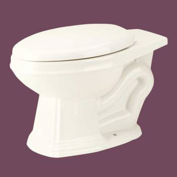 <PRE>Toilet Part Bone Vitreous Sheffield Elongated Rear Entry Toilet Bowl Only</PRE>zoom2