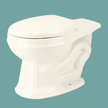 <PRE>Round Toilet Rear Entry Bowl For High Tank Toilet</PRE>zoom2