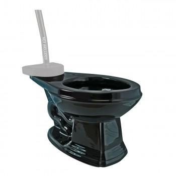 <PRE>Toilet Part Black Sheffield Top Entry Toilet Bowl Only </PRE>zoom7