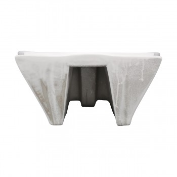 <PRE>Bathroom Vessel Above Counter Sink White China Single Faucet Hole With Overflow</PRE>zoom6
