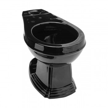 <PRE>Toilet Part Black Sheffield Round Toilet Bowl Only</PRE>zoom2
