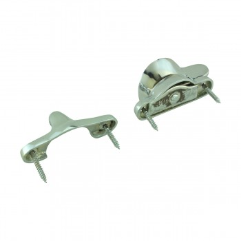 <PRE>Traditional Window Sash Lock Brass Bright Chrome </PRE>zoom10