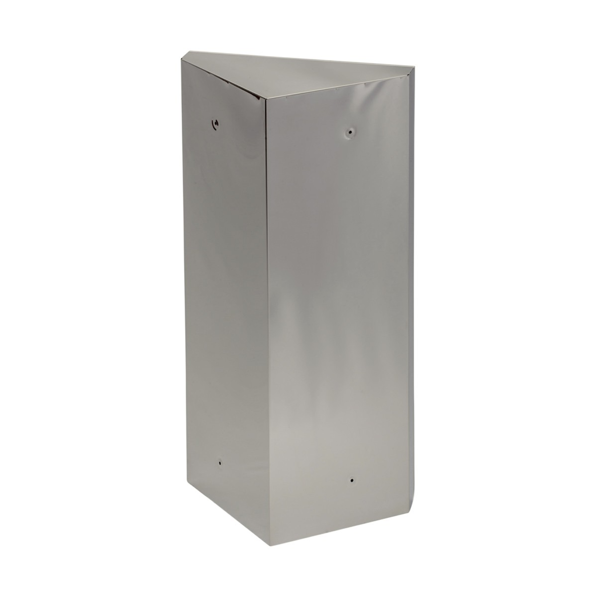... U003cPREu003eBathroom Wall Mount Corner Mirror Medicine Cabinet Polished  Stainless Steelu003c/ ...