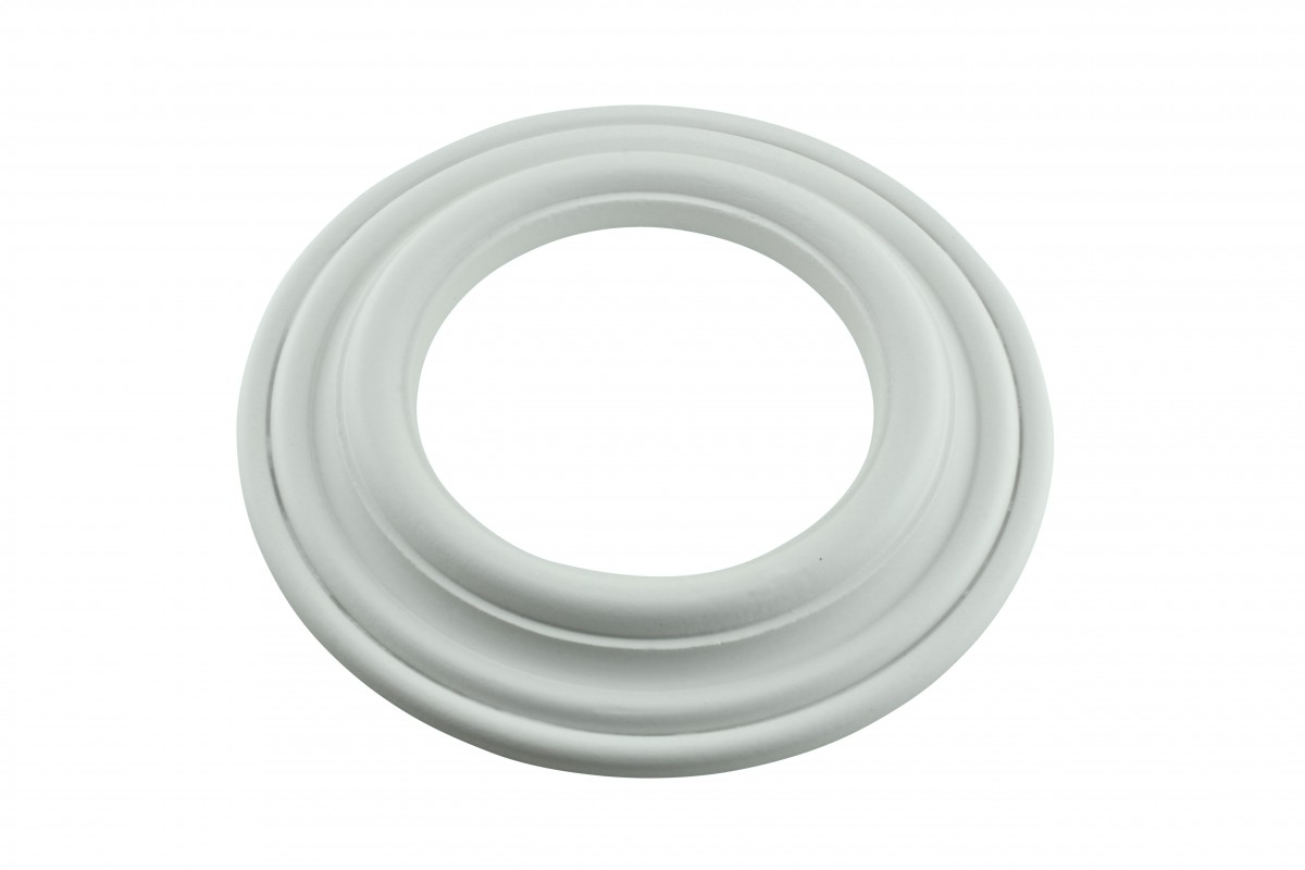 Light trim white urethane foam recessed light trim 5 id spot light trim white urethane foam recessed light trim 5 id aloadofball Gallery