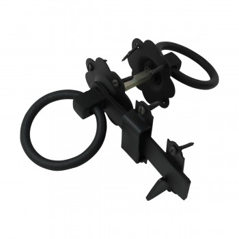 <PRE>Floral Gate Latch Heavy Duty Wrought Iron 5inch W </PRE>zoom13
