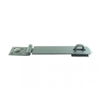 <PRE>Door Hasp Latch Black Iron Hasp Lock 2 3/8 Inch X 12 3/4 Inch</PRE>zoom6