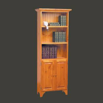 <PRE>Cottage Heirloom Pine Mission Bookcase Cottage Heirloom Pine Stain 68H</PRE>zoom2