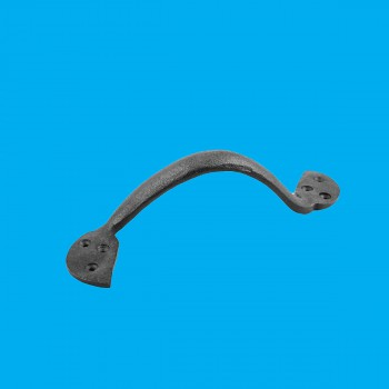 Door Pull Decorative Leaf Black Wrought Iron 9 Wrought Iron Door Pulls Black Door Pulls Antique Door Pulls For Cabinets