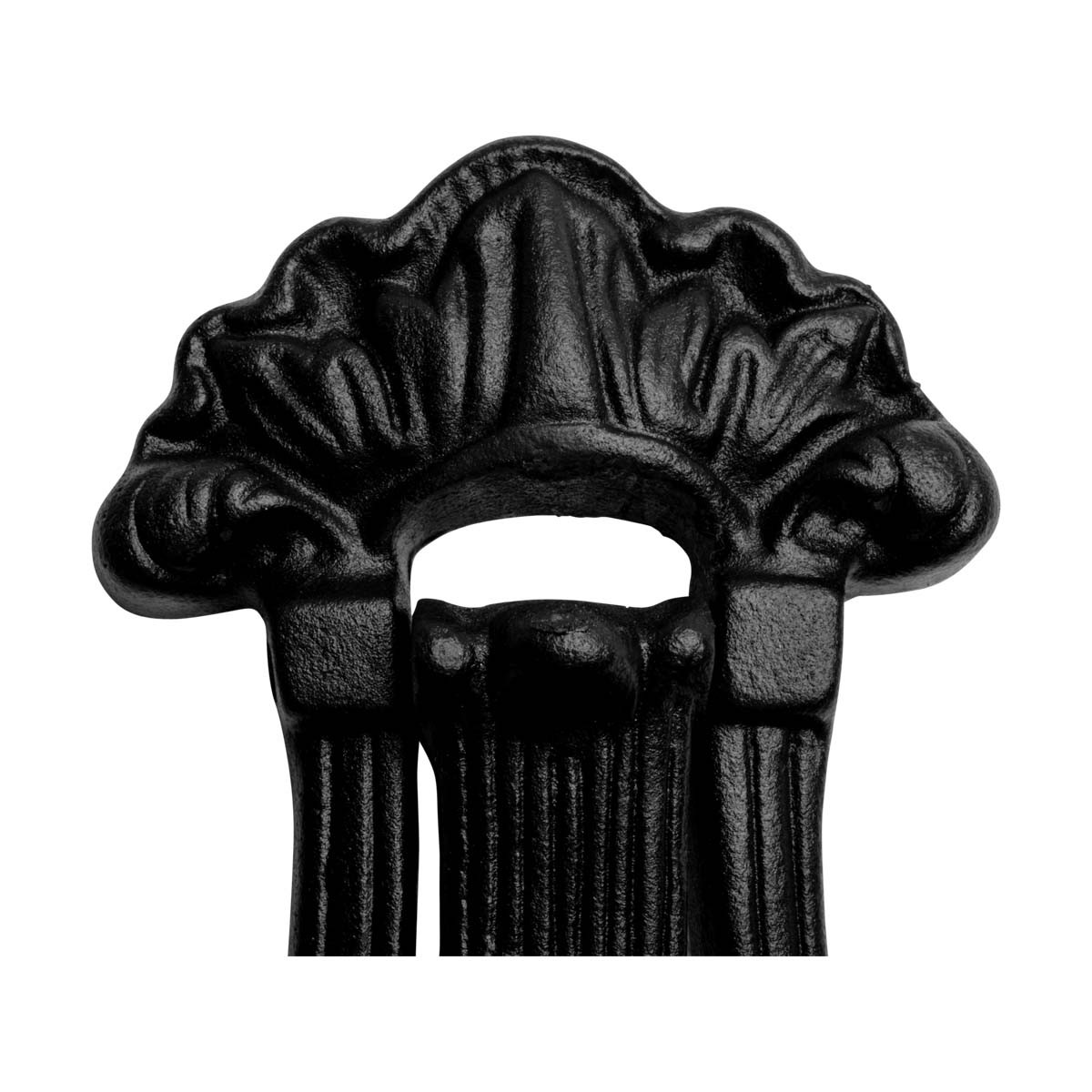 Black Door Knocker Cast Iron Door Knockers for Front Door 7 12 Inch X 4 Inch Cast Iron Front Door Knocker Antique Vintage Black Entry Way Door Knockers