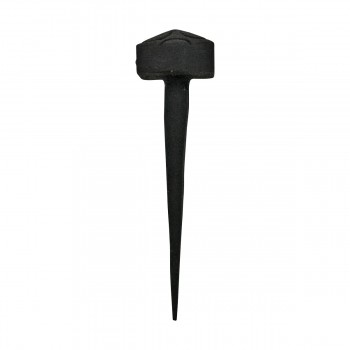 <PRE>Clavos Decorative Iron Nails Big Head Black Wrought Iron Nails 4 1/4 Inch</PRE>zoom5