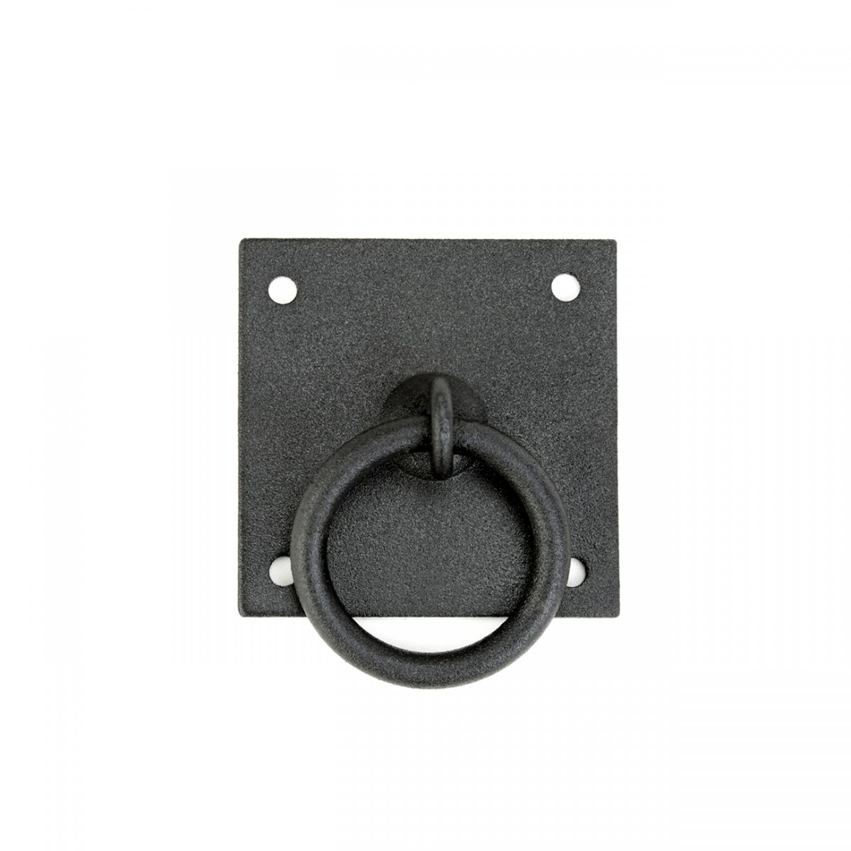 Merveilleux ... U003cPREu003eIron Cabinet Pulls Black RSF Coating Cabinet Ring Pulls 1 3/4 ...