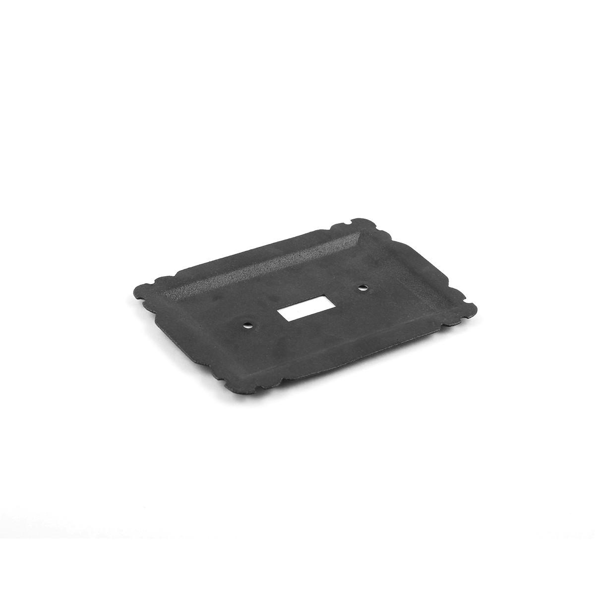 Switchplate Black Steel Single Toggle Switchplate Covers Black Switchplates And Outlet Covers Decorative Switchplates