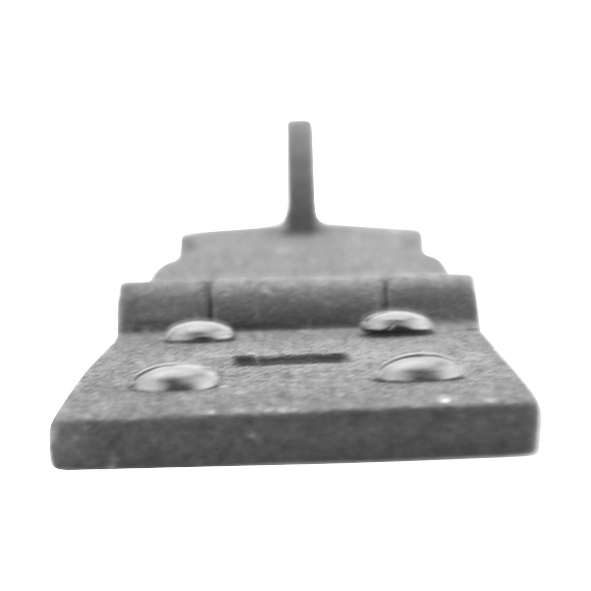 Hasp Black Wrought Iron 1 34 H x 8 12 W Wrought Iron Hasp Hasp Latch Black Iron Hasp