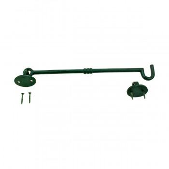 <PRE>Cabin Hook Eye Shed Gate Door Latch Locker Holder 11inch Iron </PRE>zoom9