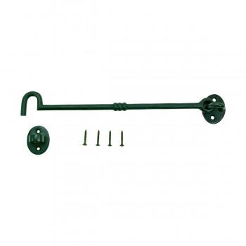 <PRE>Cabin Hook Eye Shed Gate Door Latch Locker Holder 11inch Iron </PRE>zoom10