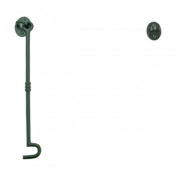 <PRE>Cabin Hook Eye Shed Gate Door Latch Locker Holder 11inch Iron </PRE>zoom12