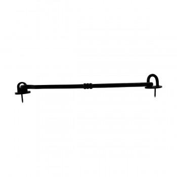 <PRE>Cabin Hook Eye Shed Gate Door Latch Locker Holder 11inch Iron </PRE>zoom17