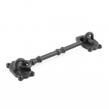 <PRE>Cabin Hook And Eye Latch Iron Eye and Hook Latch Black 7.25 Inch</PRE>zoom5