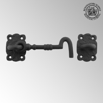 <PRE>Cabin Hook Eye Shed Gate Door Latch Locker Holder 5.5inch Iron </PRE>zoom2