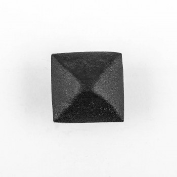 <PRE>Cabinet Knobs Wrought Iron Black Knobs 1inch </PRE>zoom3