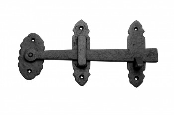 <PRE>Cabin Door Latch Lock Wrought Iron Colonial Style Door Latches Hardware</PRE>zoom4