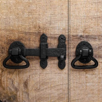 Door Latch Wrought Iron Black Set 5 12 W Wrought Iron Door Latch Black Cabinet Door Latch Wrought Iron Cabinet Latch