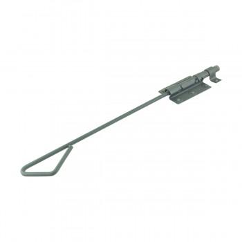 <PRE>Wrought Iron Slide Bolt Black Rustproof Lock </PRE>zoom4