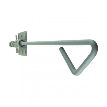<PRE>Wrought Iron Slide Bolt Black Rustproof Lock </PRE>zoom6