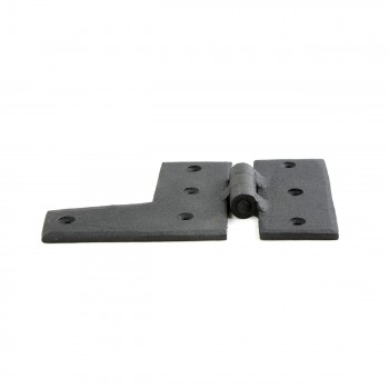 <PRE>Wrought Iron HL Hinge Black Rustproof Right Side 3inch </PRE>zoom5