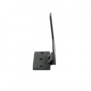 <PRE>Wrought Iron HL Hinge Black Rustproof Right Side 3inch </PRE>zoom6