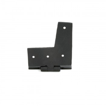 <PRE>Wrought Iron HL Hinge Black Rustproof Right Side 3inch </PRE>zoom7