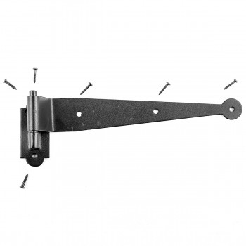<PRE>Iron Hinges Black Pintle Hinge Strap Shutter Hinge Offset 1.875 Inch</PRE>zoom4