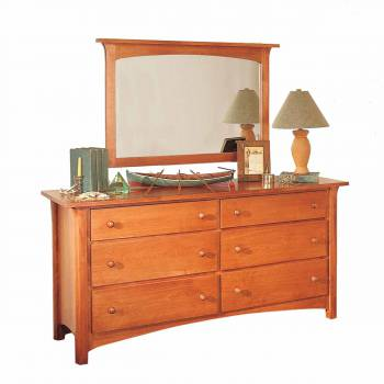 Nantucket Autumn Birch Nantucket Double Dresser Machined160216grid