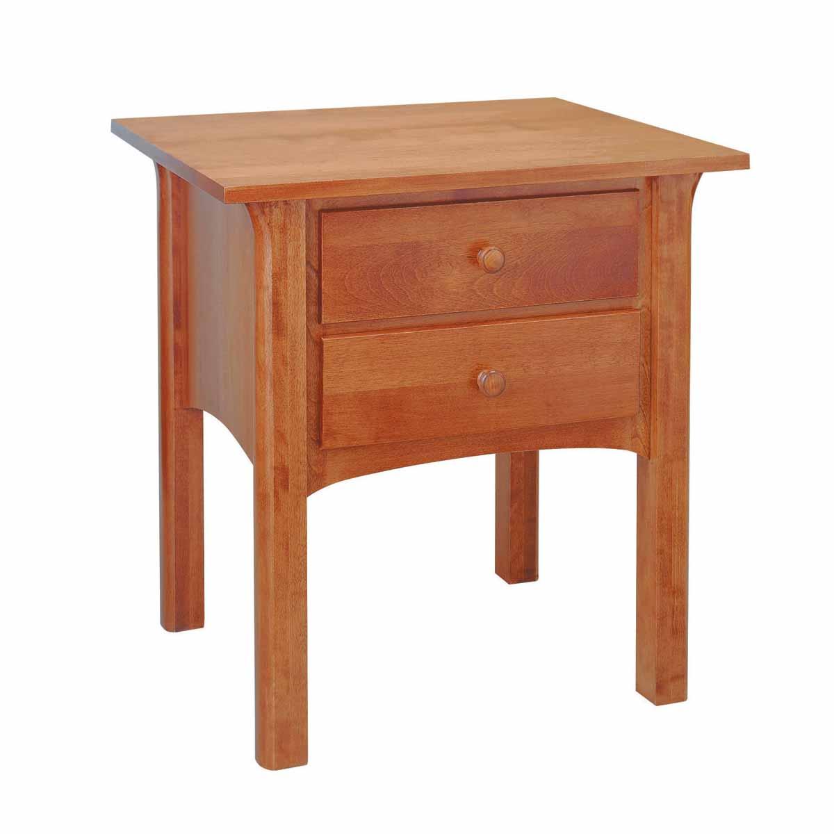 nantucket autumn solid wood end table nantucket end table. Black Bedroom Furniture Sets. Home Design Ideas