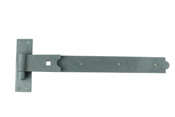 <PRE>Strap Black Wrought Iron Gate 3/4inch Offset Hinge Black Wrought Iron 19 in. W</PRE>zoom3