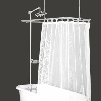 Wall mounted tub faucet -  by the Renovator's Supply