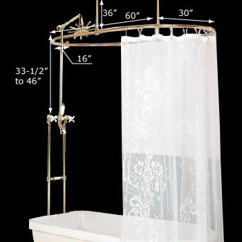 Shower -  by the Renovator's Supply