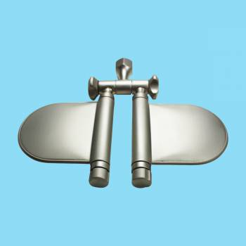 <PRE>Shower Head Nickel 98 Fine Mist Jets Wall Mount </PRE>zoom2