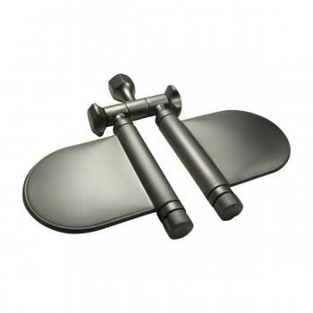 <PRE>Shower Head Nickel 98 Fine Mist Jets Wall Mount </PRE>zoom3