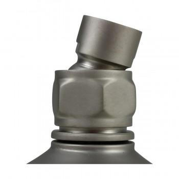 <PRE>Shower Head Satin Nickel 37 Fine Mist Jets Deck Mount </PRE>zoom10