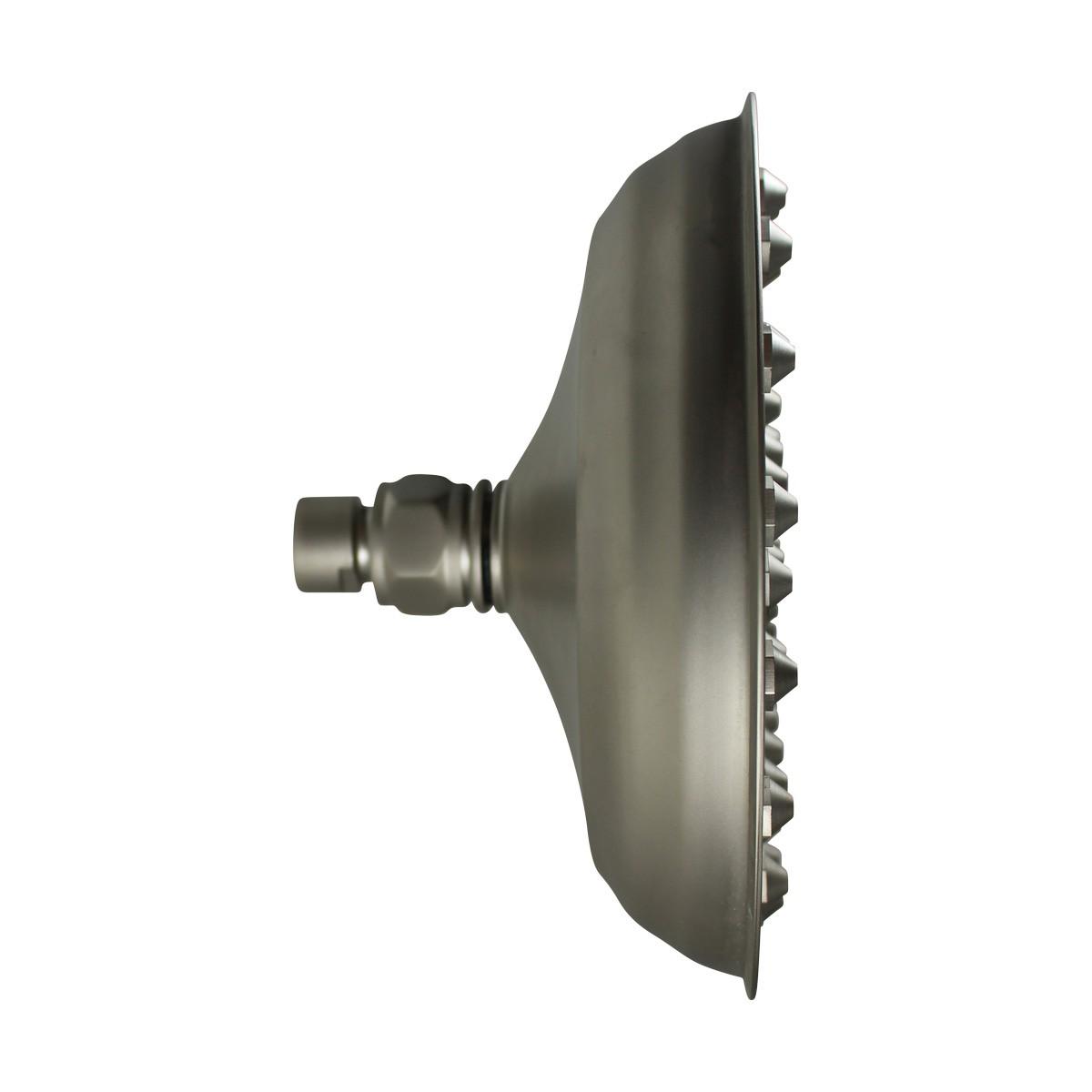 Shower Heads Satin Nickel 45 Fine Mist Jets Wall Mount Shower Head Shower Heads Bath Shower Head