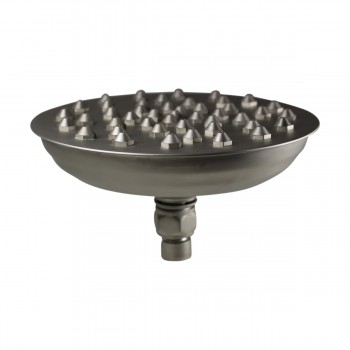 <PRE>Shower Heads Satin Nickel 45 Fine Mist Jets Wall Mount </PRE>zoom8