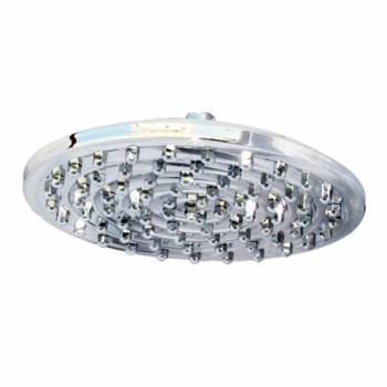 Shower Heads Chrome 75 Fine Mist Jets Single Hole 16241grid