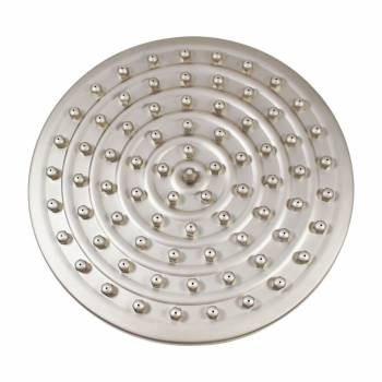 Shower Heads Nickel 75 Fine Mist Jets Wall Mount 16242grid
