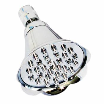 Shower Heads Chrome 30 Fine Mist Jets Wall Mount 16247grid