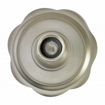 <PRE>Shower Heads Nickel 30 Fine Mist Jets Wall Mount </PRE>zoom7