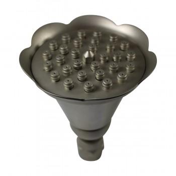 Shower Heads Nickel 30 Fine Mist Jets Wall Mount Shower Head Shower Heads Bath Shower Head